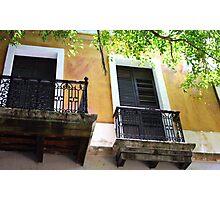 Spanish Doors Photographic Print