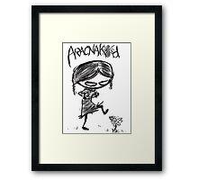Aracnakid #9 Framed Print