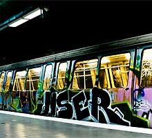 Graffiti Sub by graffitistore
