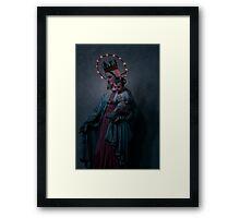 Madonna with Child Framed Print