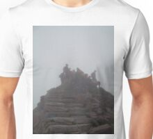 Snowdon Summit; 3,560 feet Unisex T-Shirt