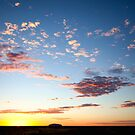 Uluru Sunrise by Steven Pearce
