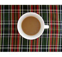 Sunday Morning Coffee Photographic Print