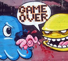 Game Over by graffitistore
