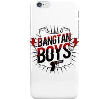 BTS Red Bullet iPhone Case/Skin