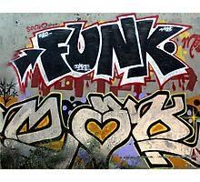 Funk Photographic Print