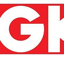 NGK logo by ArtyRosa