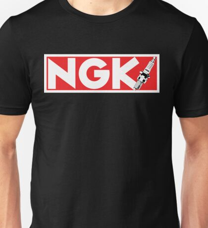 NGK logo Unisex T-Shirt