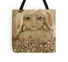 Nature's Child Tote Bag