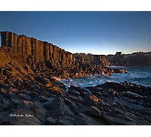 The Cathedral Revisited - Bombo Headland, NSW Photographic Print