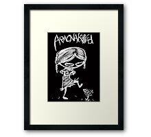 Aracnakid #5 Framed Print