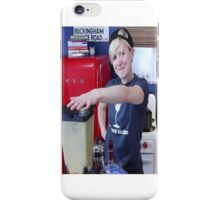 Hannah Hart iPhone Case/Skin