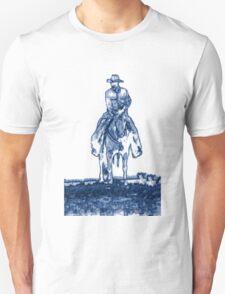 Cowboy Blue Unisex T-Shirt