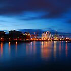 The Belfast Docks by blueguitarman