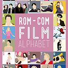 Rom Com Film Alphabet by Stephen Wildish