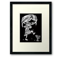 Aracnakid #2 Framed Print