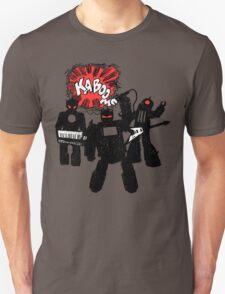 Kaboom Robot Rock T-Shirt