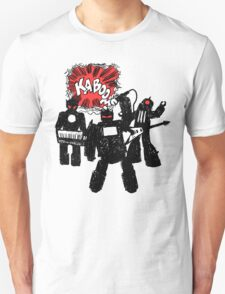 Kaboom Robot Rock T-Shirt