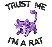 Trust me. I'm a rat. by scottselkirk