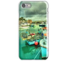 Padstow Colours  iPhone Case/Skin