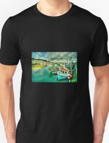 Padstow Colours  T-Shirt