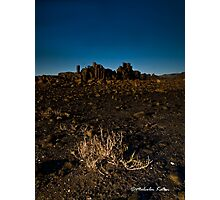 Behind the Cathedral Walls, Bombo, NSW Photographic Print