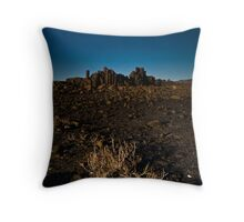 Behind the Cathedral Walls, Bombo, NSW Throw Pillow