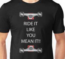 skateboarding trucks Unisex T-Shirt
