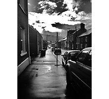 Damp Photographic Print