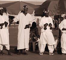 A Berber Dance by Vanilla Sky