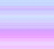 Spring-Summer Colour Stripes (Purple-Violet-Cyan) by FireFairy