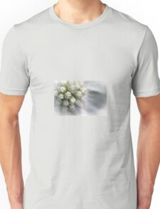 Sea Holly Close Up Unisex T-Shirt