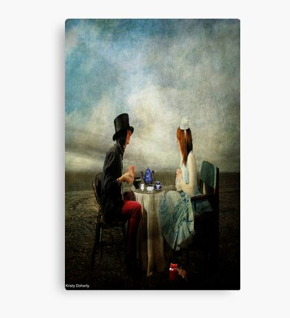 unhappy birthday to you  Canvas Print