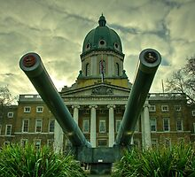 Imperial War Museum  by Rob Hawkins