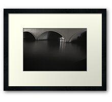 Gold Coast-Bond Uni Framed Print