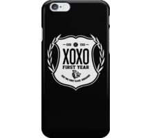exo first year iPhone Case/Skin