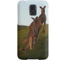 Roo Family Samsung Galaxy Case/Skin