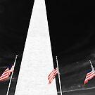 Washington Monument by Jeff Blanchard