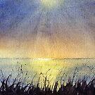 Sundown by LinFrye