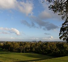 Yokine Hill. The Highest Point In Perth. Yokine. by m004