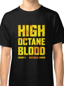 Mad Max Fury Road High Octane Blood Classic T-Shirt