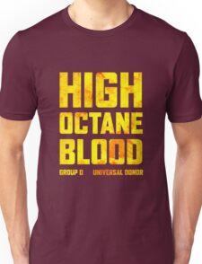 Mad Max Fury Road High Octane Blood Unisex T-Shirt