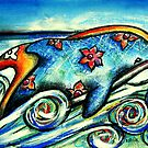 Ocean Odyssey by © Karin Taylor