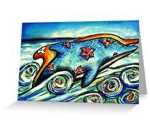 Ocean Odyssey Greeting Card