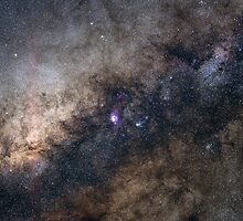 Milky Way by Andrew Murrell