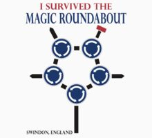 The Magic Roundabout by CJ B