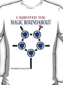 The Magic Roundabout T-Shirt