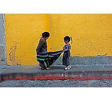 guatemala games Photographic Print