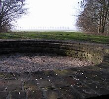 Remains of the light tower of Schokland by patjila