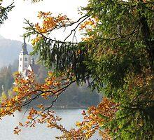 Lake Bled, Slovenia by Elena Skvortsova